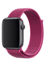 Apple Watch Uyumlu Spor Loop Kordon Pitaya