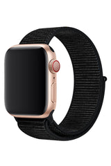 Apple Watch Spor Loop Kordon Siyah