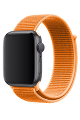 Apple Watch Spor Loop Kordon Turuncu