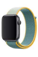 Apple Watch Uyumlu Spor Loop Kordon Zeytuni