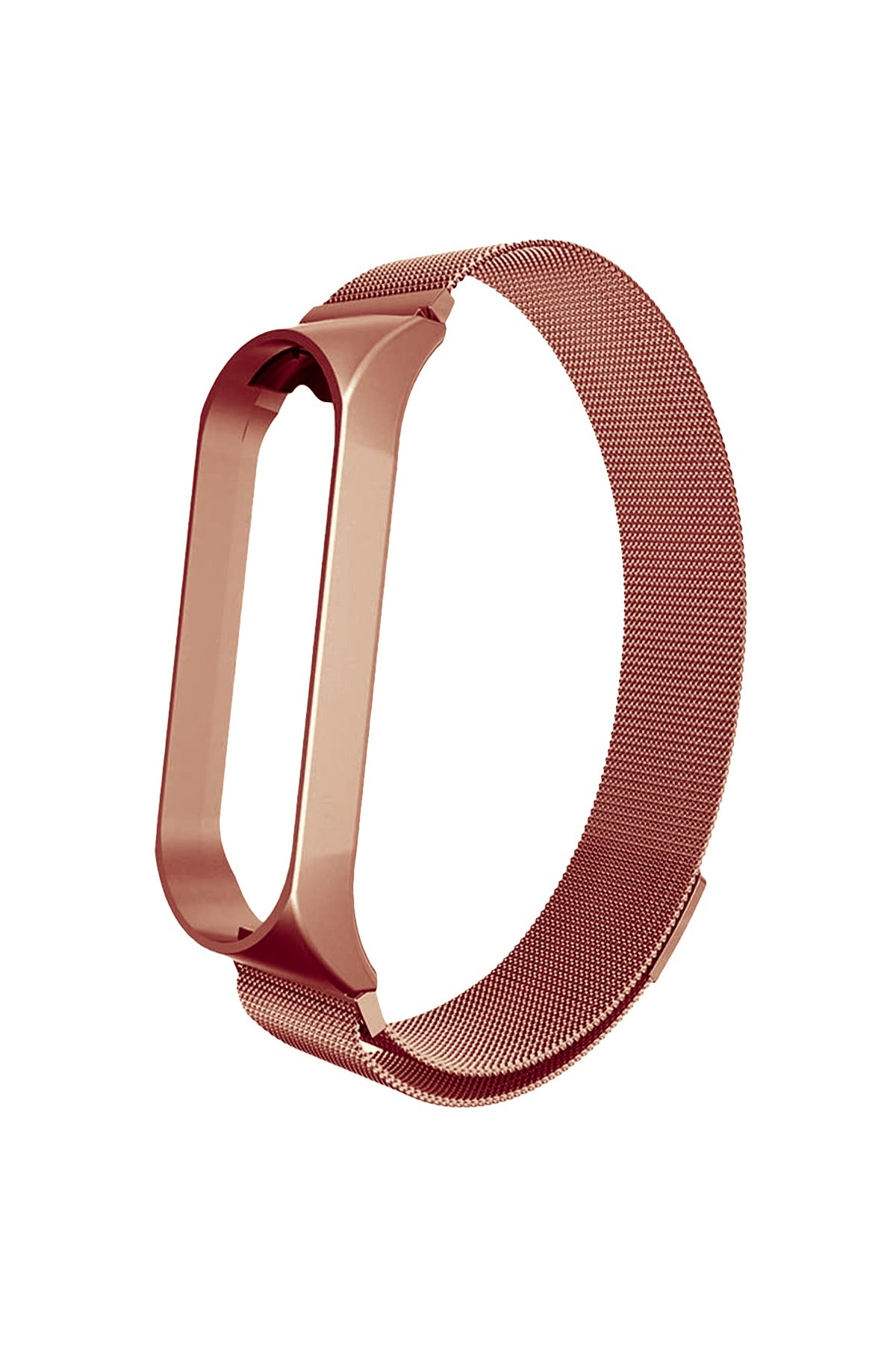 Xiaomi Mi Band 5 Metal Loop Rose Gold Kordon