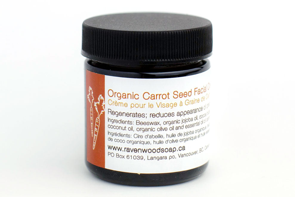 Carrot Facial Cream