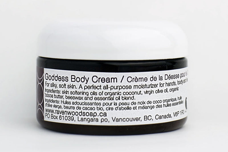 Goddess Body Cream