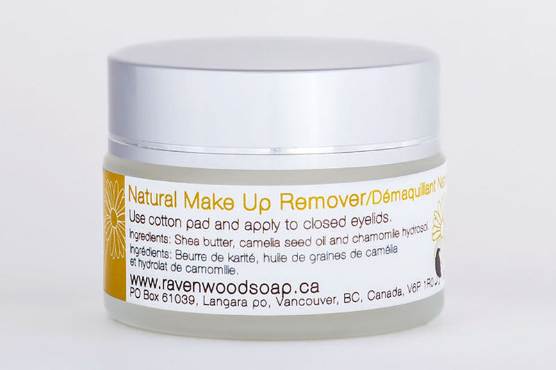 Natural Make Up Remover