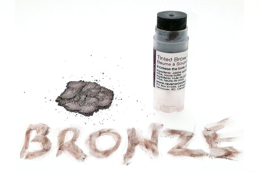 Tinted Brow Balm - Bronze