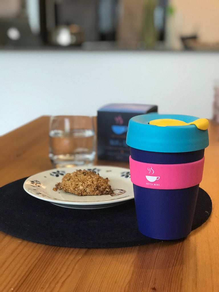 HotTea Mama oat cookie recipe to support breastfeeding