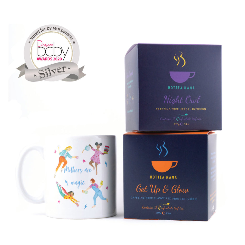 HotTea Mama won 2 silver awards in the Project Baby Awards 2020