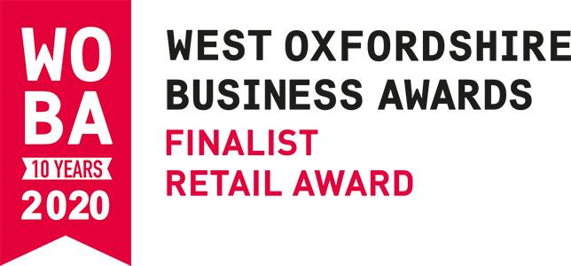 HotTea Mama are nominated as finalists in the West Oxfordshire Business Awards 2020 for the Retail Award
