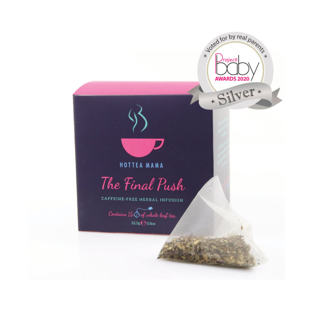 HotTea Mama best selling teas for pregnancy, breastfeeding and motherhood