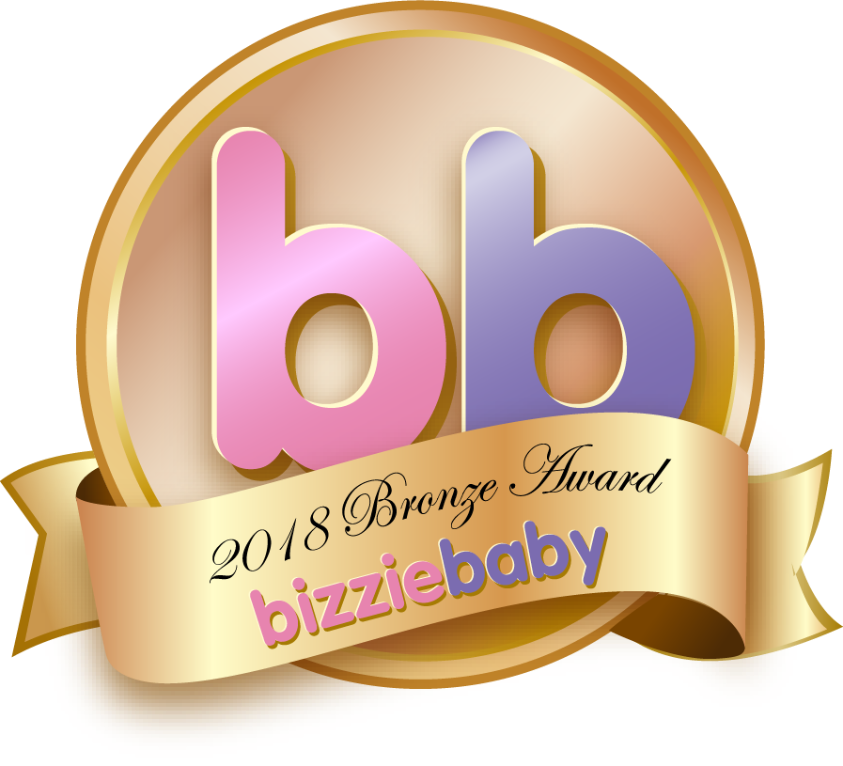 HotTea Mama Morning Rescue Tea won bronze award in 2018 Bizzie Baby Awards