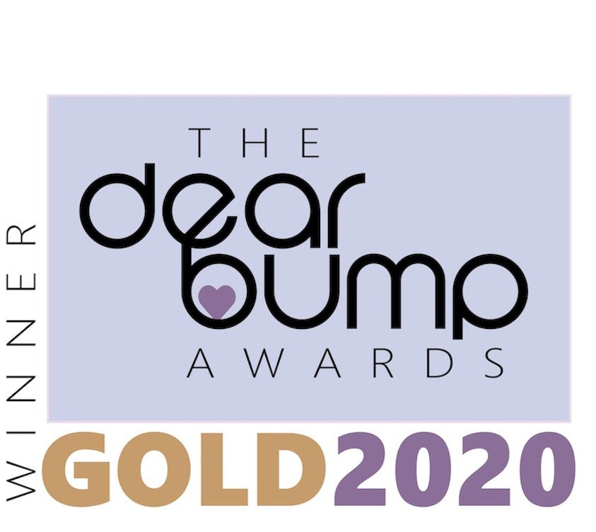 HotTea Mama The Final Push raspberry leaf tea won Dear Bump Gold Award 2020