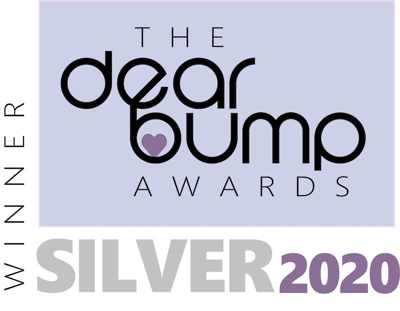 Dear Bump Silver Award 2020 for HotTea Mama Milk's Up Breastfeeding Tea