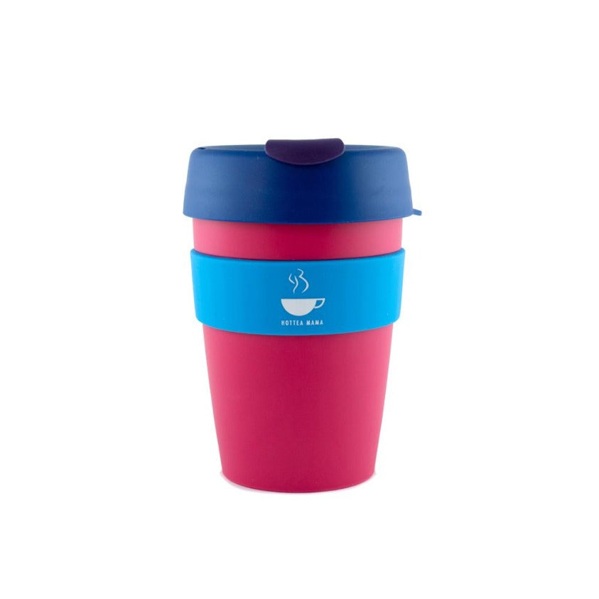 HotTea Mama splash proof KeepCup front mug shot