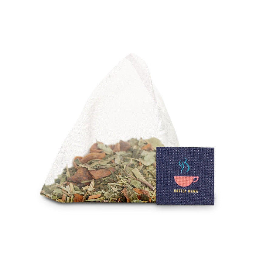 Milk's Up Breastfeeding Tea whole leaf tea bag