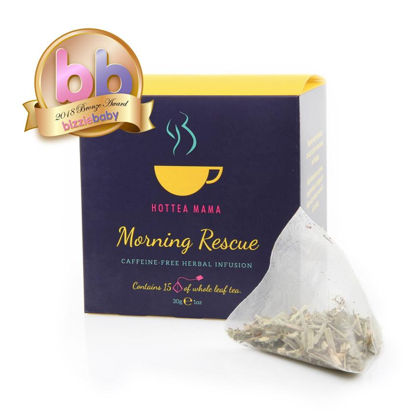 Morning Rescue tea blend pregnancy tea for morning sickness