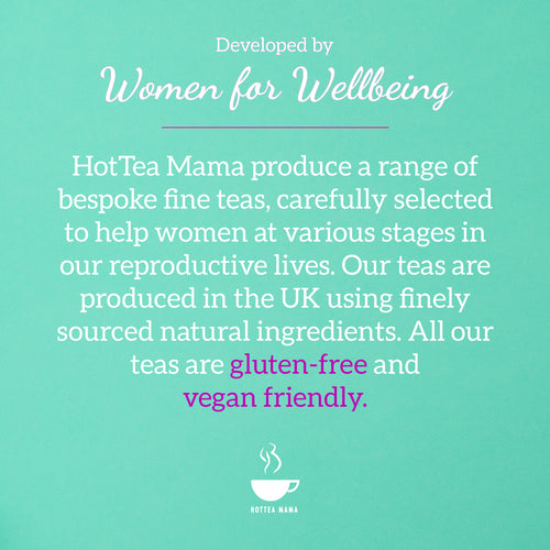 HotTea Mama makes teas for women's wellbeing