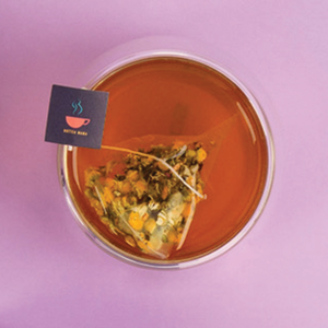 Over The Moon Menstruation tea to support your body with periods and fertility