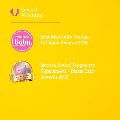 HotTea Mama Morning Rescue tea is award winning for helping morning sickness
