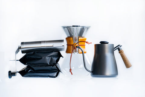 Ultimate Drip Coffee Pot Package