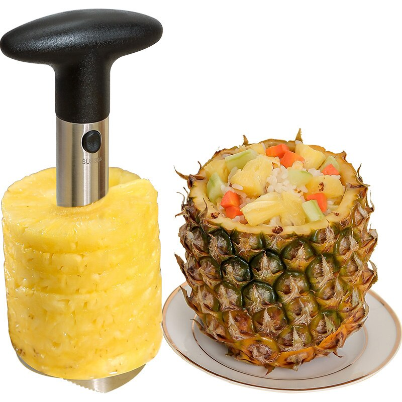 Pineapple Slicer Peeler Creative Kitchen Tool - CoocoShop
