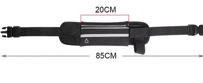 Waist Packs: Best Comfortable Unisex Running Belts That Fit All Waist Sizes & All Phone Models - CoocoShop