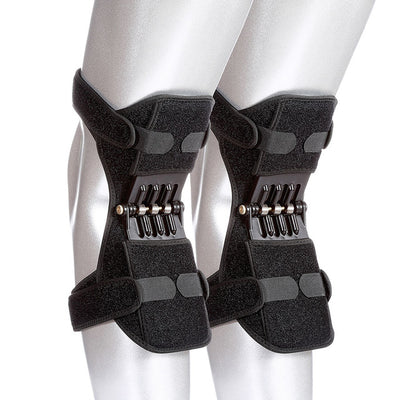 Joint Support Knee Pads, Spring Force Breathable Non-Slip Power Lift Joint - CoocoShop