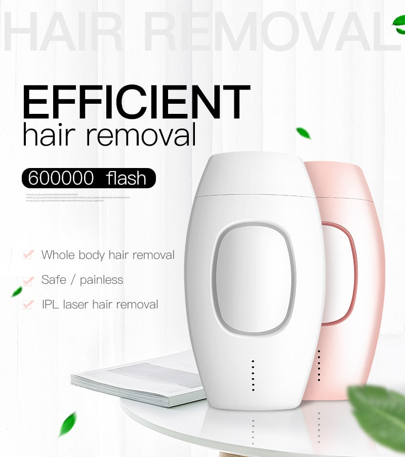 LASER HAIR REMOVAL AT HOME IPL EPILATORS - CoocoShop