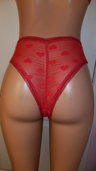 SweetHeart Ultra Cheeky Panty