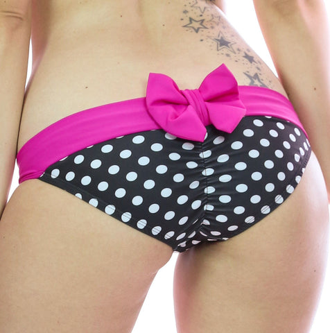 FINAL SALE Lucy Bikini Bottom