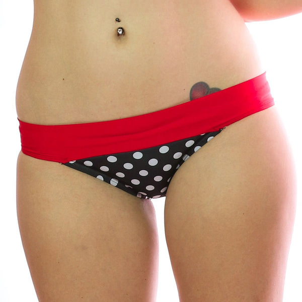 Minnie Bikini Bow Bottom