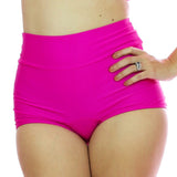Hot Pants Retro Inspired Bikini Bottom