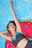DEEDEE Retro Bikini Top Sizes