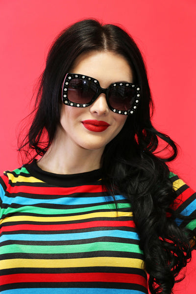 Abba Sunnies in Black