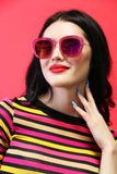 Disco Queen Sunnies in Pink