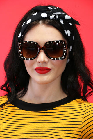 Abba Sunnies in Tortoise Shell