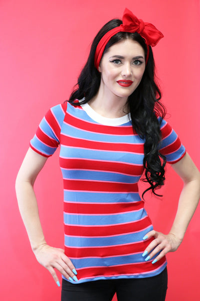 FINAL SALE Jane Doe Tee in Snow White