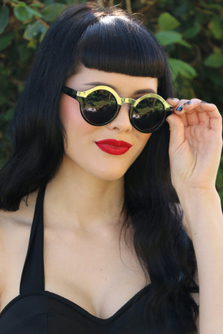 Gene Sunnies in Black