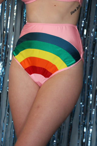 Rainbow Brite Bottoms