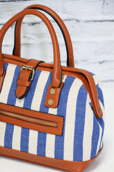Set Sails Handbag in Blue