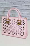 Daisy Mae Purse in Pink
