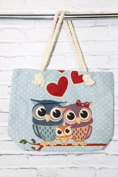 Birds of a Feather Tote