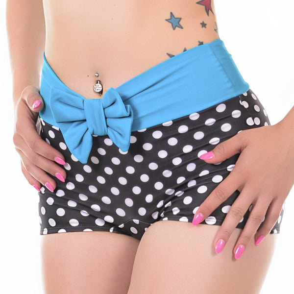 FINAL SALE KNOCKOUT High Waist Bottom