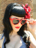 Lovestruck Heart Sunglasses