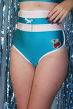 Roxanne Bottoms in Teal
