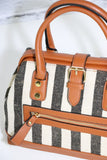 Set Sails Handbag in Black