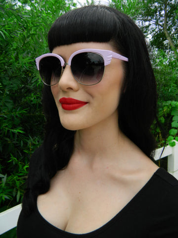 Jewels Sunglasses in Violet