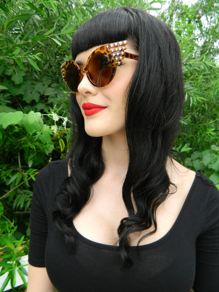 Starla Cateyes in Tortoise Shell