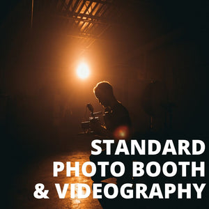 Standard Photobooth & Videography - Booth It