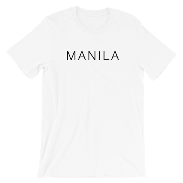 Manila Short-Sleeve Unisex T-Shirt