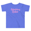 Rebeldeng Babae Toddler Short Sleeve Tee